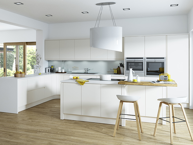 Lloyds Aconbury Porcelain Contemporary Kitchens