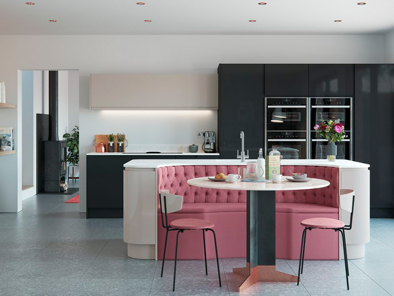 Lloyds Welford Savanna Contemporary Kitchens