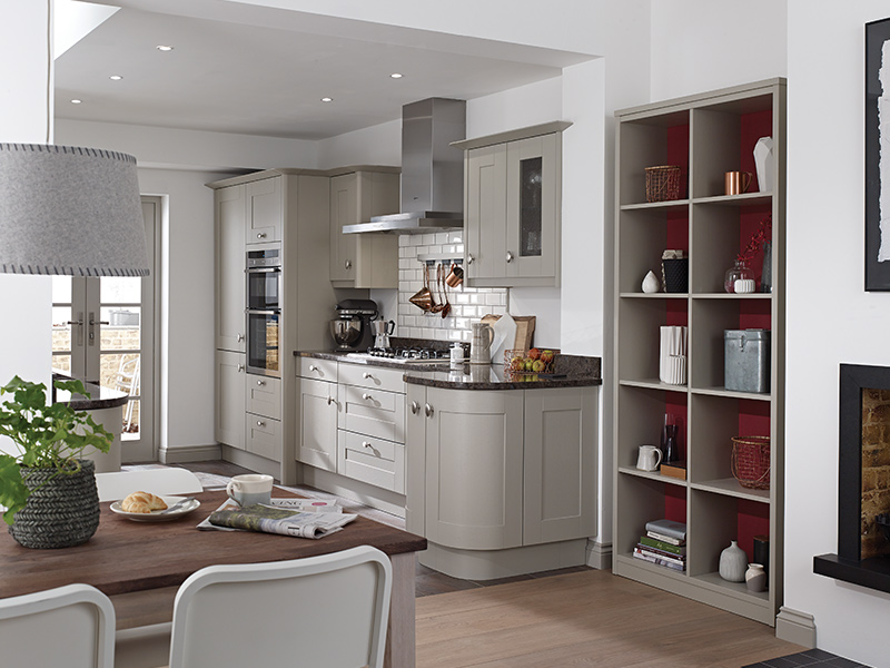 Lloyds Broadoak Stone Classic Kitchen