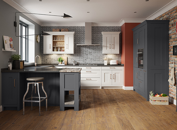 Fitzroy Kitchen from Lloyds Kitchens and Bedrooms