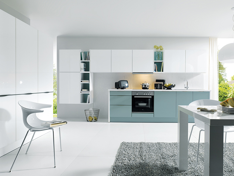 Lloyds GLG Contemporary Kitchens