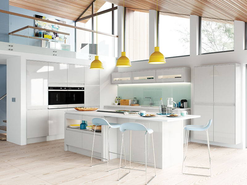 Lloyds Strada LG Contemporary Kitchens