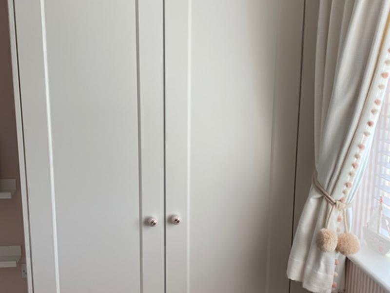 Lloyds Made to Measure Double Wardrobe