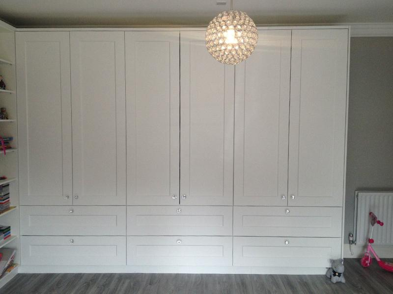 Lloyds Made to Measure wardrobes